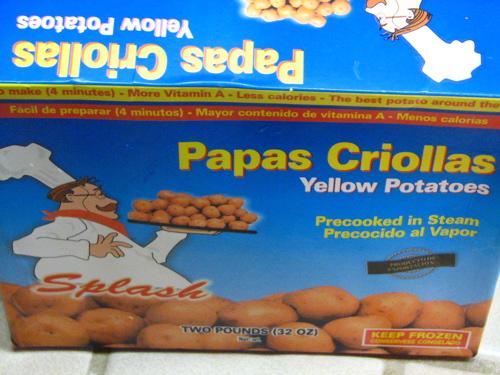 Papascriollas